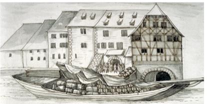 Gredhaus Stein am Rhein