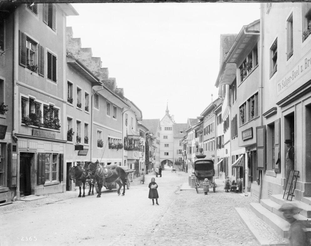 Unterstadt Stein am Rhein