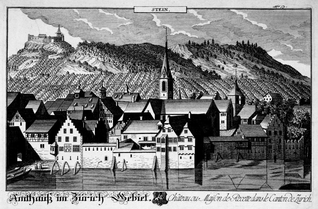 David Herrlierger, Amtshaus Stein am Rhein